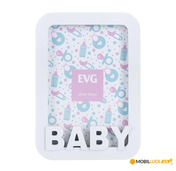 Фоторамка EVG Fresh 10X15 2219-1 White