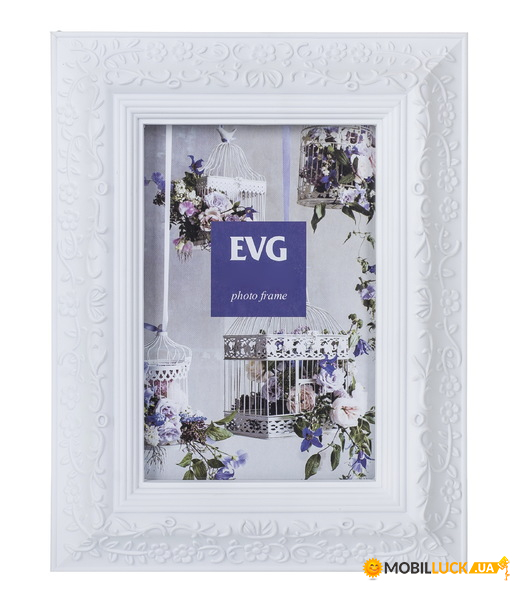 Фоторамка EVG Fresh 10X15 8623-4 White