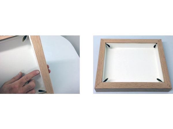 Фоторамка Fuji frame Switch Too Frame Red Oak 40х50 см