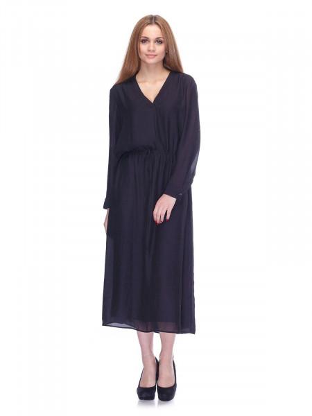 Платье Massimo Dutti S-M Черный (6642558)