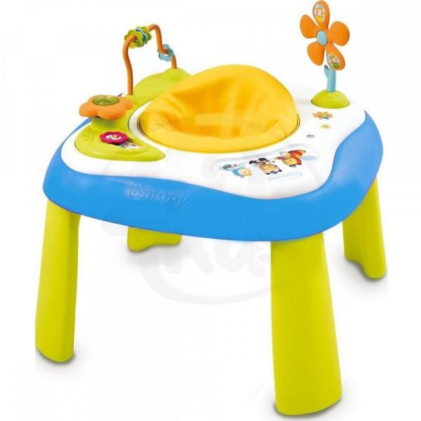 Развивающий стол Smoby Cotoons Голубой (110200N)