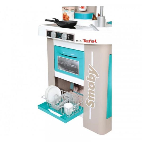 Интерактивная кухня Smoby Tefal Studio (311023)