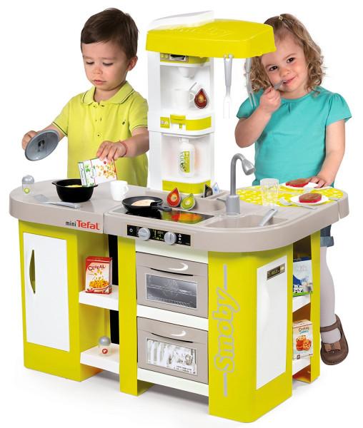 Интерактивная кухня Smoby Tefal Studio (311024)