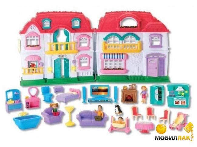 Игровой набор KeenWay Мой волшебный дом (K22002)