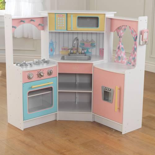 Детская кухня Kidkraft Deluxe (53368)