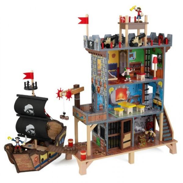Игровой набор Kidkraft Pirate's Cove (63284)
