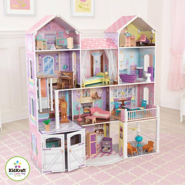 Кукольный домик KidKraft Загородная усадьба Kensington (65242)