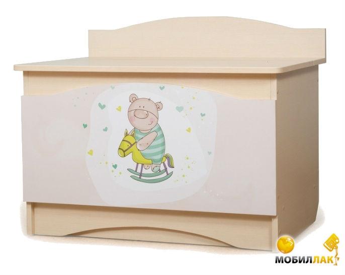 Ящик для игрушек Вальтер-С Зайки