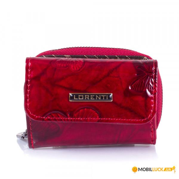 b273f6d5eb68 Кошелек женский кожаный Lorenti DNKWL3229-NBF-red. Купить Кошелек ...