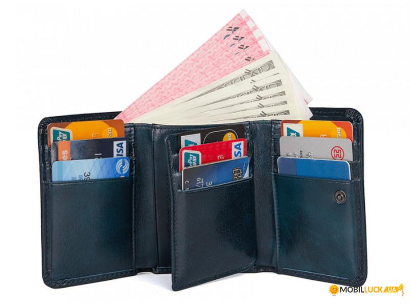 4bc64c486b1d Портмоне Tiding Bag 8177BL. Купить Портмоне Tiding Bag 8177BL. Цена ...