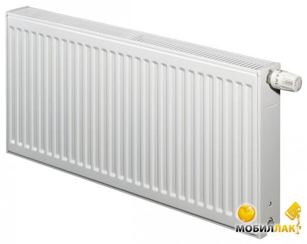 Радиатор стальной Purmo Ventil Compact 500 х 600 мм 1114 Вт