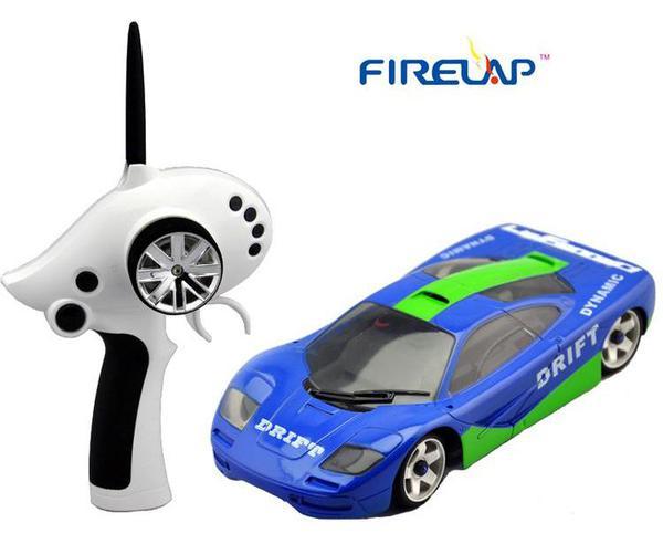 Радиоуправляемая модель Himoto Firelap IW02M-A Mclaren 2WD синий 1:28