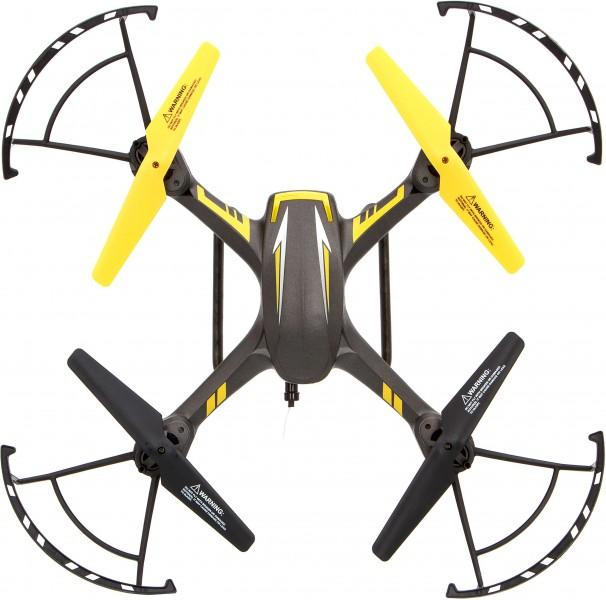 Квадрокоптер Skytech TK107W Cam Smart Connect 6 Axis Black