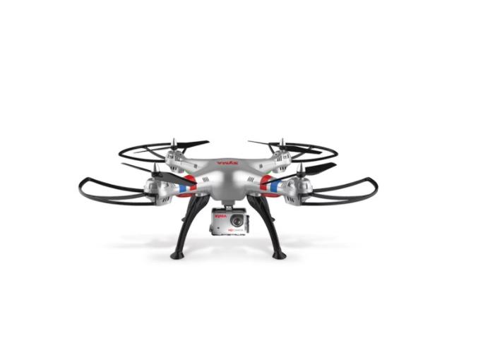 Квадрокоптер Syma X8G с HD камерой
