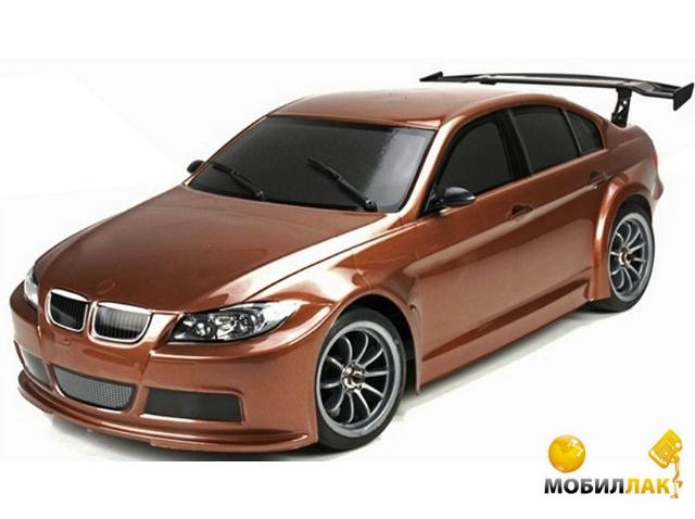 Модель автомобиля Team Magic Шоссейная 1:10 E4JR BMW 320 коричневый (TM503014-320-BN)