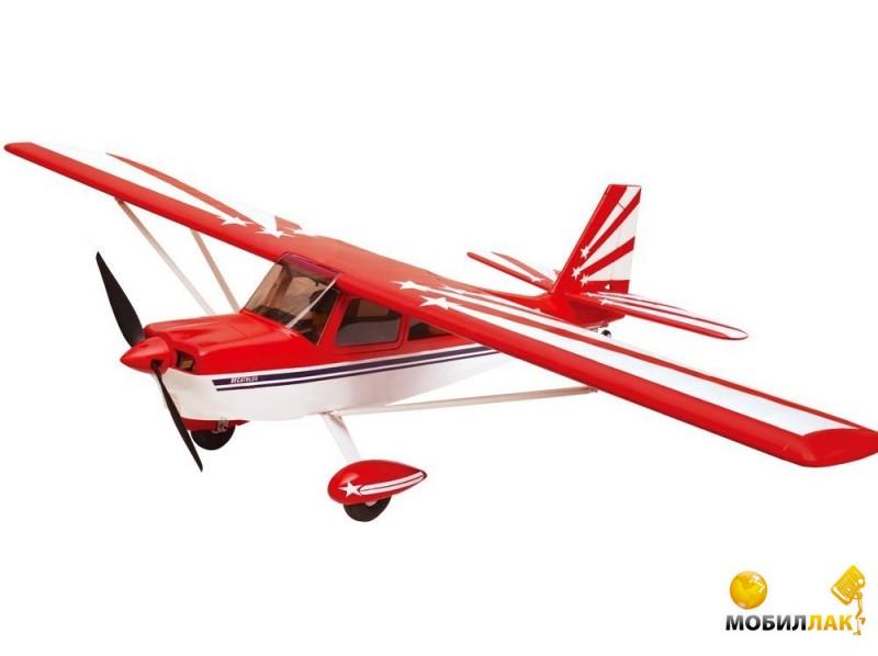 Модель р/у самолёта VolantexRC Super Decathlon 1400мм 2.4GHz RTF (TW-747-5-BL-RTF)