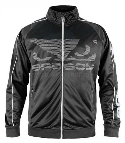 Спортивная кофта Bad Boy Track Black/Grey 210210 S