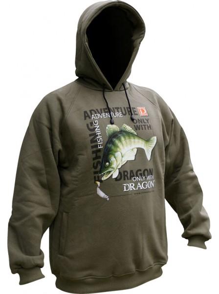 Реглан мужской Dragon Судак L Оливковый (PGD-BL-14-03)