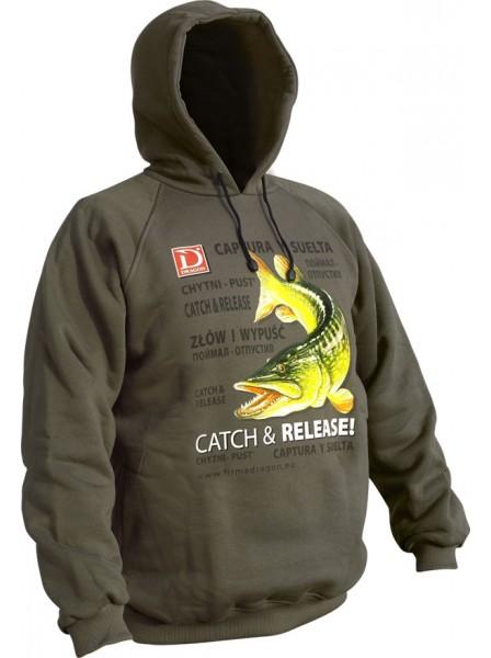 Реглан мужской Dragon Щука XXL Оливковый (PGD-BL-02-05)