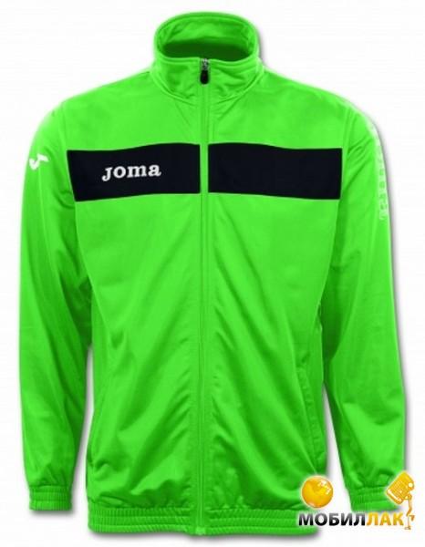 07916c8a Видеообзор и фото Олимпийка Joma Academy 9017J11.40 зеленая р.XXL ...