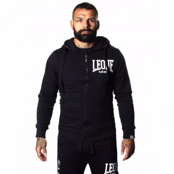 Спортивная кофта Leone Legionarivs Fleece Black 500065 S