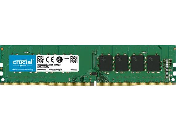 Память Micron Crucial DDR4 2400 16GB (CT16G4DFD824A)