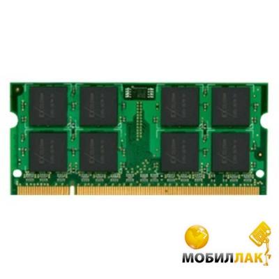 Модуль памяти eXceleram SoDIMM DDR3 8GB 1333 MHz (E30804S)