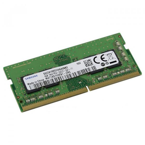 Модуль памяти для ноутбука Samsung SoDIMM DDR4 4 GB 2400 MHz (M471A5143EB1-CRC)