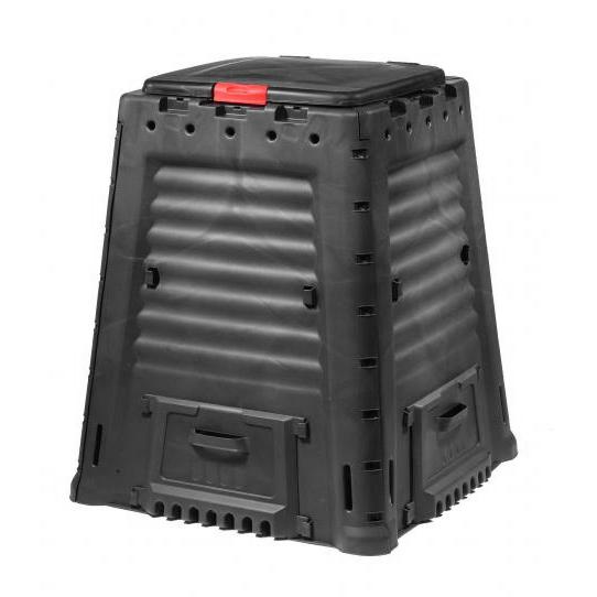 Компостер Keter Mega composter 650 л Чорный