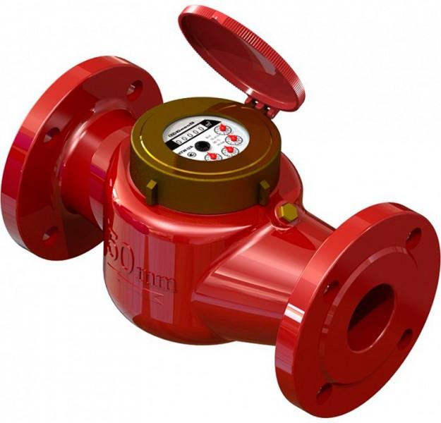 Счетчик водяной Gross MTW-UA 50 F (фланец) для горячей воды