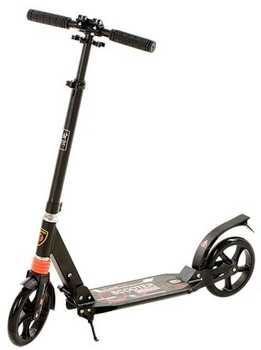 Самокат RiderZ Urban Scooter SR 2-021 Черный