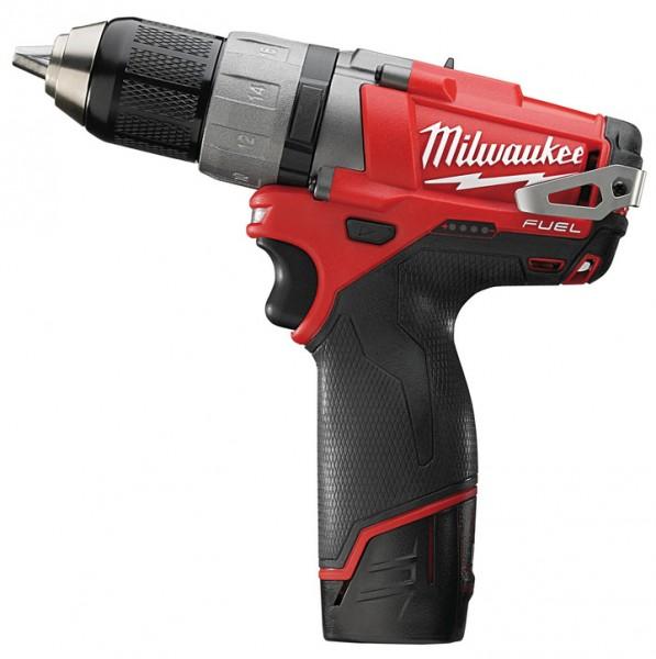 Дрель шуруповерт Milwaukee Fuel M12 CDD-202C P4933440390