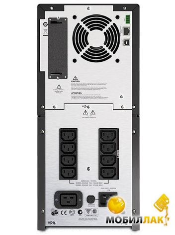 Серверный ИБП APC Smart-UPS 1500VA LCD (SMT1500I)