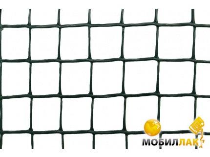 Сетка Verano ограждающая полимерная, 350 г/м?, ячейка 24х26, 1х25м (68-900)