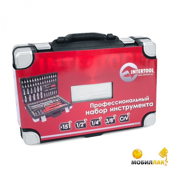 Набор инструмента Intertool ET-7151