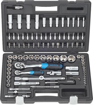 Набор инструмента Licota 94шт ALK-8010F