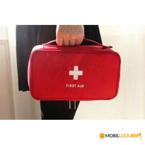 Аптечка First Aid F-1 Red