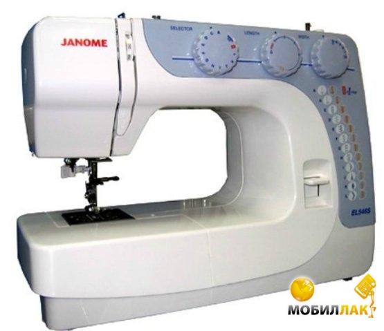 Швейная машина Janome EL 546