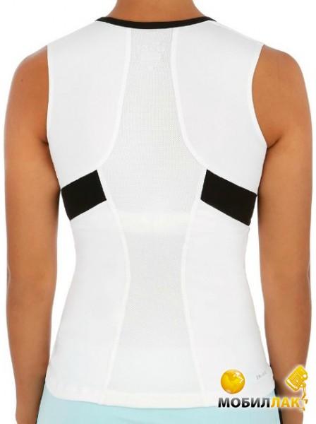 Майка женская Nike power Tank white/black (M)