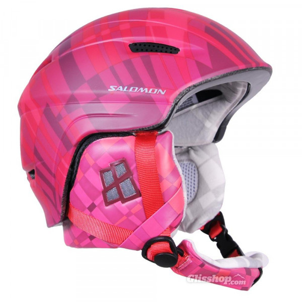 Шлем Salomon Creative Line Custom Air L 58-59 Pink (619813083)