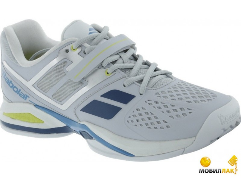 Кроссовки мужские Babolat Propulse BPM All Court (46.5UA 13.5US 31.5см) Grey/Blue