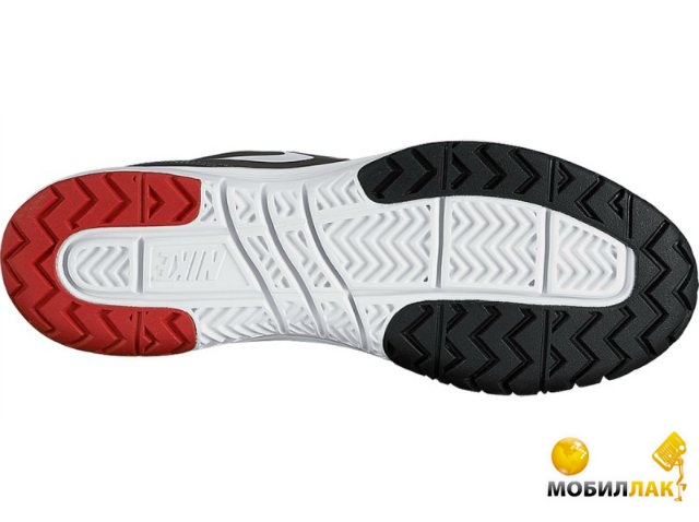 Кроссовки для тенниса мужские Nike Vapor Court (44.5UA 46EU 30см) Grey/Red