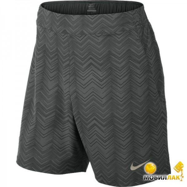 Шорты мужские Nike Gladiator premier 7 Short grey (XL)