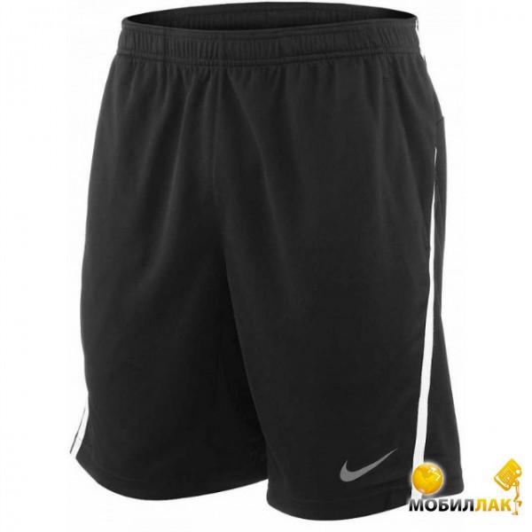 Шорты мужские Nike Power 9 knit black/white (XXL)