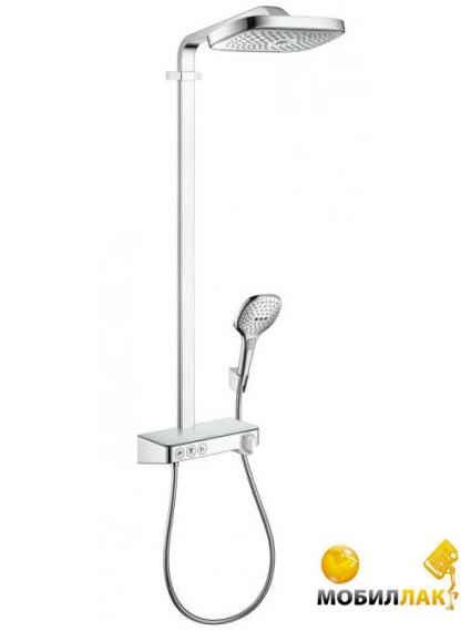 Душевая система Hansgrohe Raindance E 300 Showerpipe Select 27127000