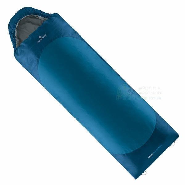 Спальный мешок Ferrino Yukon Plus SQ Maxi/+7°C Left Deep Blue