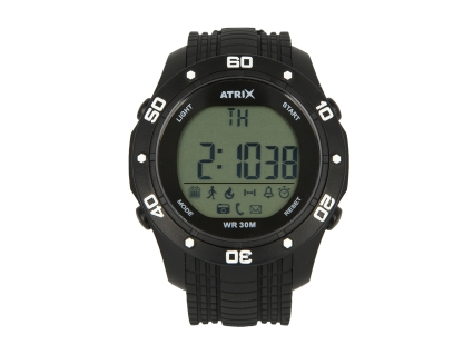 Смарт-часы Atrix Smart watch X1 ProSport Black