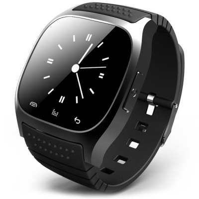 Умные часы Smart Watch M26 Black