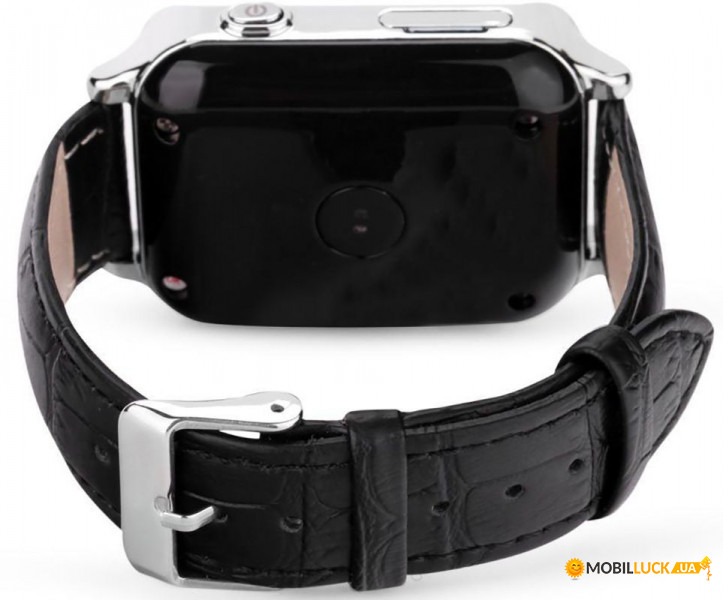 Смарт-часы UWatch A16 Black