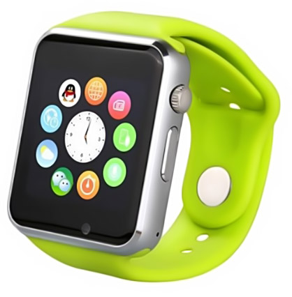 Смарт-часы UWatch A1 Green